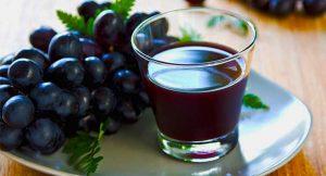 7 vantagens suco de uva natural